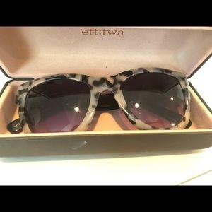 Anthropology sunglasses